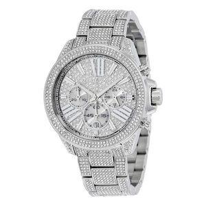 Michael Kors Women's Wren MK6317 Silver Watch *NEW